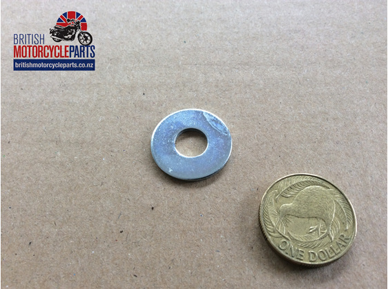 00-0174 WASHER - CAMPLATE SPINDLE 60-3025 - British Motorcycle Parts Auckland NZ