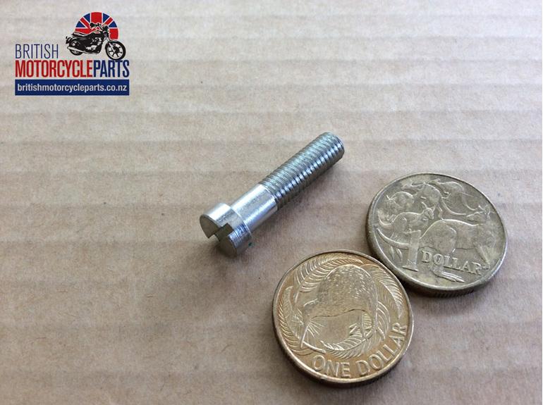 00-0482 SCREW 1/4 x 26TPI x 1 1/16 UH - 00-0484 - A2/309 - British MC Parts NZ