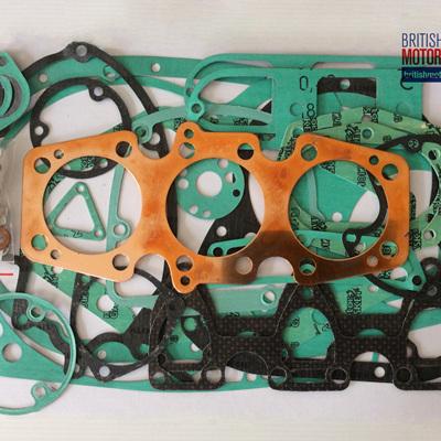00-3322C Triumph T160 Trident Full Gasket Set - Copper