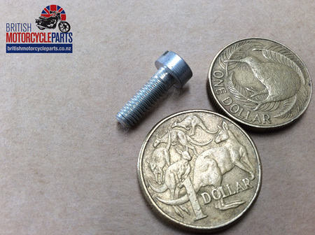 01-2873 Tacho Gearbox Screw - 2BA Cheesehead