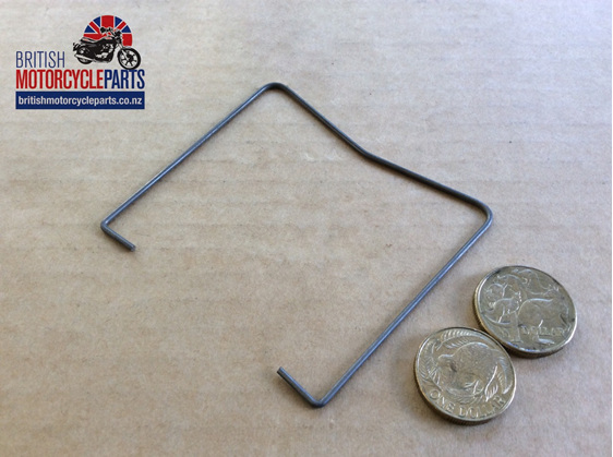 03-0084 CONTACT BREAKER COVER CLIP - British Motorcycle Parts Auckland NZ