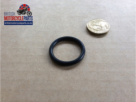 04-0005 KICKSTART SHAFT O RING - NORTON