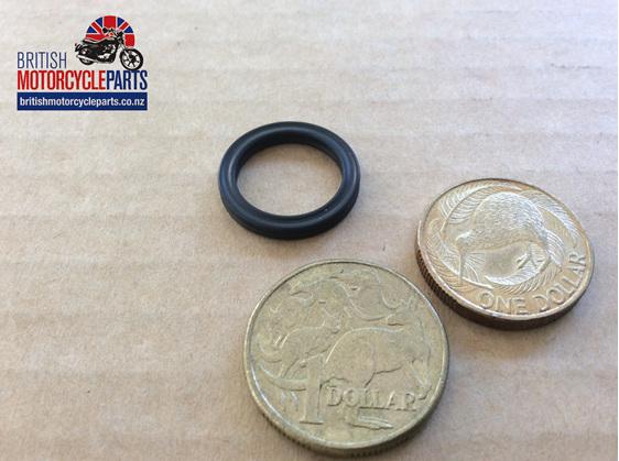 04-0006 SEAL - GEARCHANGE SHAFT - X RING TYPE - British Motorcycle Parts Ltd NZ