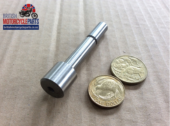 04-0066 PIVOT SPINDLE - LONG - British Motorcycle Parts Ltd - Auckland NZ