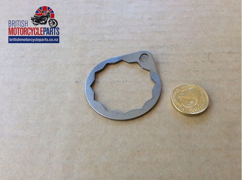 04-0076 Gearbox Sprocket Lockwasher (A2/370) - Norton Commando