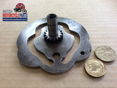 04-0108 CAMPLATE ASSEMBLY - NORTON - 04-0015 04-0018