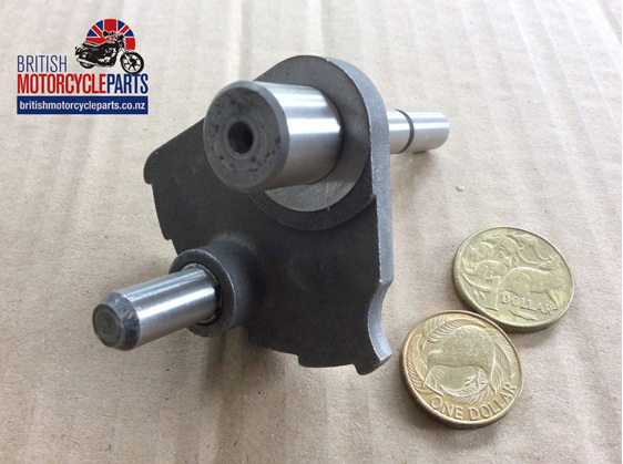 04-0111 GEARCHANGE RATCHET PLATE ASSEMBLY - British Motorcycle Parts Auckland NZ