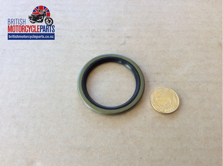 04-0132 Oil Seal - Sleeve Gear Bearing - British Motorcycle Parts Ltd - NZ