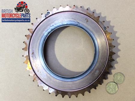 04-0359 Clutch Chainwheel - AMC Domi 1957on