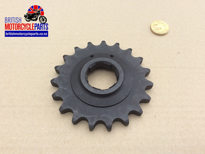 04-0480 Gearbox Sprocket 19 Tooth - Commando