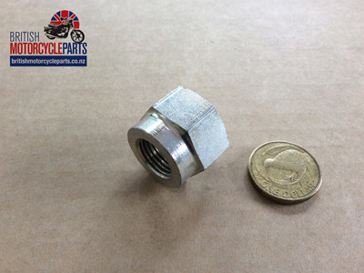 06-0361 NUT - FRONT WHEEL SPINDLE