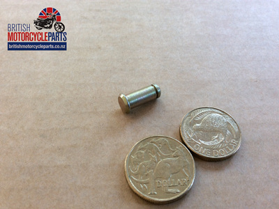 06-0552 CLEVIS PIN - REAR BRAKE - COMMANDO