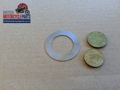 """06-0688 SHIM .020"""" FRONT ENGINE MOUNTING - ZINC PLATED"""