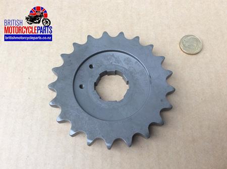 06-0721 Gearbox Sprocket 21 Tooth - Commando