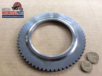 "06-0745 CLUTCH PRESSURE PLATE - THICK 1/4"" (used with fibre plates)"