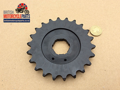 06-0759 Gearbox Sprocket 22 Tooth - Commando