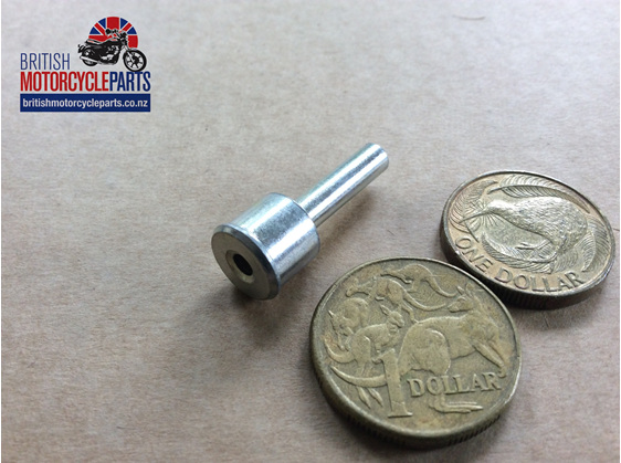 06-0884 CHAIN OILER END PIECE - British Motorcycle Parts - Auckland NZ