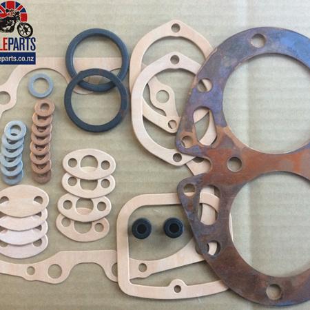 06-0911C Norton 750cc Top End Gasket Set - Copper