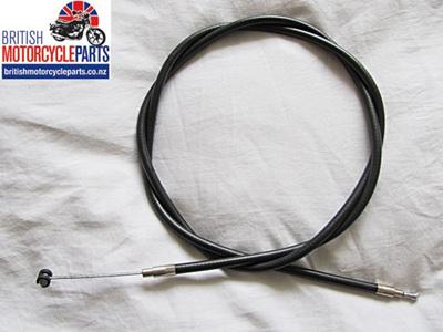 06-0930 Norton Commando Clutch Cables 1968 - UK Bars