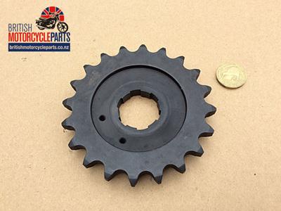 06-0931 Gearbox Sprocket 20 Tooth - Commando