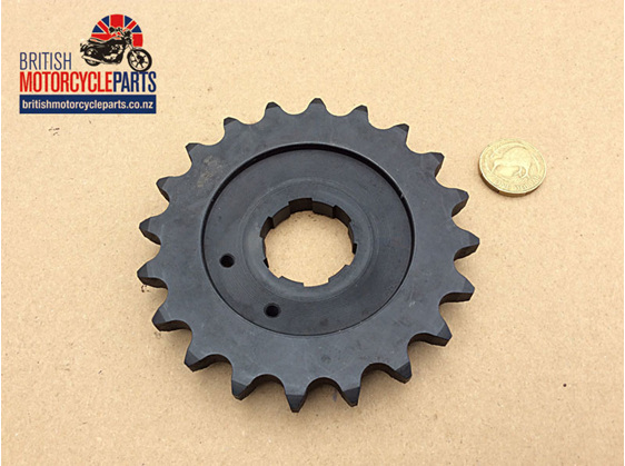 06-0931 Gearbox Sprocket Norton 20 Tooth