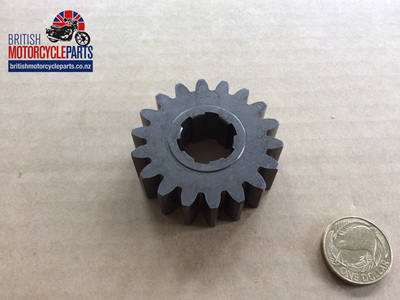 06-1058 LAYSHAFT 4TH GEAR 18T