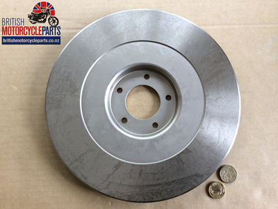 06-1885C Brake Disc - Commando - Chrome