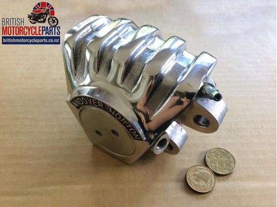 06-1926 Brake Caliper Assembly Norton Commando - British Motorcycle Parts NZ