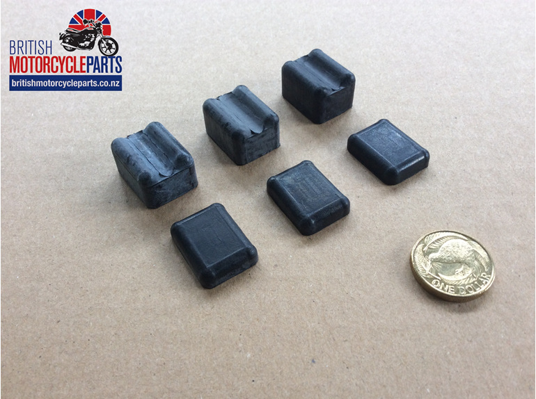 06-2074/5 Cush Drive Buffer Set - Norton - British Motorcycle Parts Auckland NZ