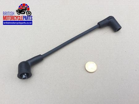 06-2263 HT Plug Lead - Suppressed - Commando