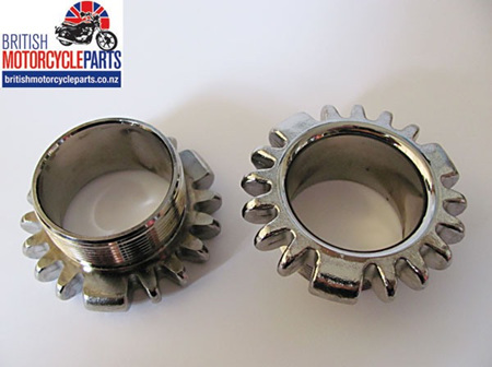 06-2464 Exhaust Nut - Norton - NM18092