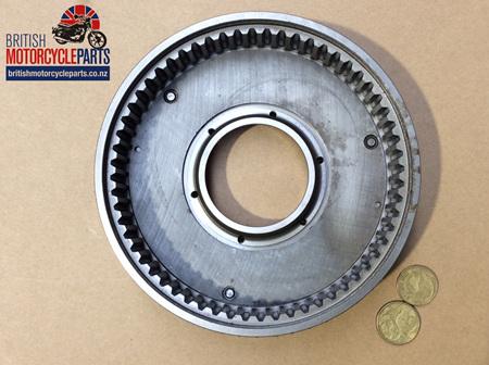 06-2482 Clutch Chainwheel - Norton Commando - 06-0742