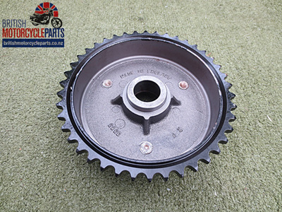 06-2764 Brake Drum Sprocket 42T - Norton Commando 1971-74