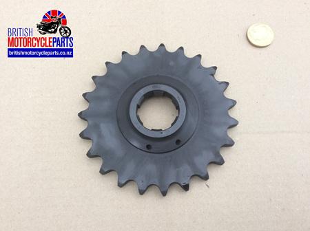 06-3420 Gearbox Sprocket 23 Tooth - Commando