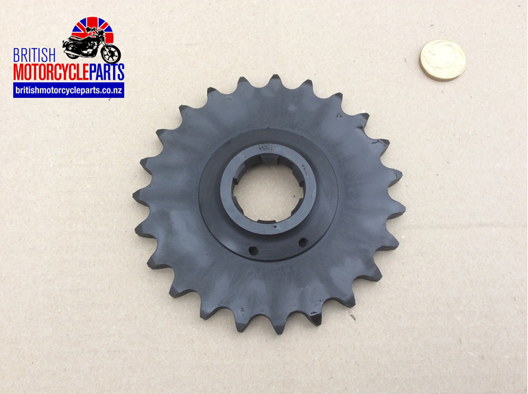 06-3420 Gearbox Sprocket 23 Tooth - Commando
