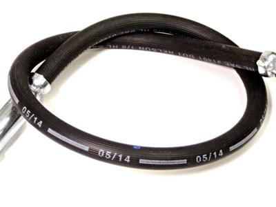 06-3508 Top Brake Hose - Commando - 23 inch