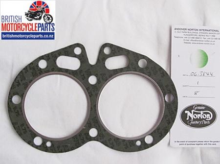 06-3844 Cylinder Head Gasket - Composite - 750 Commando