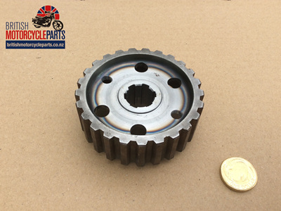 06-3979 Clutch Centre - Commando 06-0743