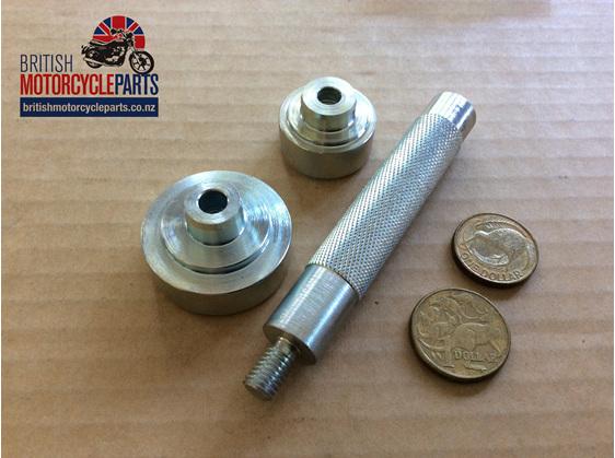 06-4292 Oil Seal Drift Set - Norton Commando - British Motorcycle Parts Ltd - NZ
