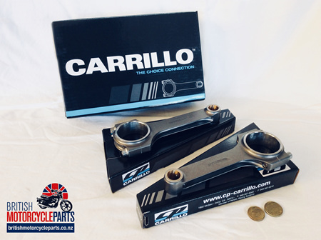 06-4896C Conrods - Norton 750/850 - Carrillo - PAIR