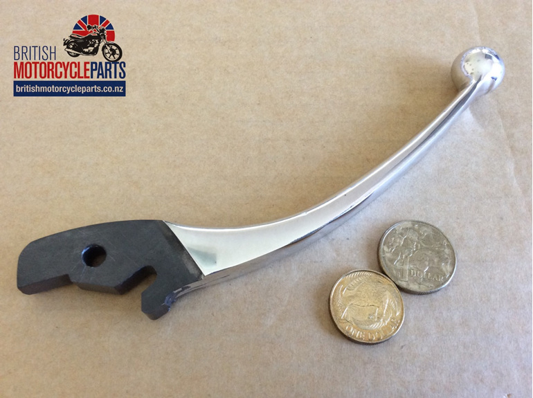 06-5604 FRONT BRAKE LEVER ALLOY MK3 COMMANDO - British Motorcycle Parts Ltd NZ