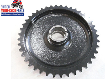 06-6011 Rear Sprocket 42T - Commando MK3 Electric Start