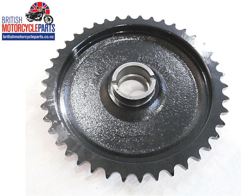 06-6011 Rear Sprocket 42 Tooth - 850 Commando MK3 - British Motorcycle Parts Ltd