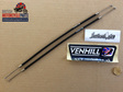 06-6084 Norton Throttle Cable J/Box to Carb - Pair - British Motorcycle Parts NZ