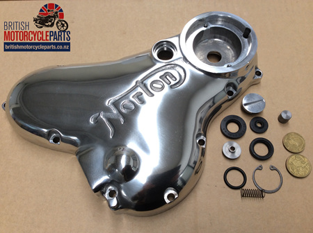 06-6161 TIMING COVER - 750 & 850 & MK3 - C/W ALL FITTINGS