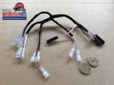 06-6242 Ignition Switch Wiring Loom MK3 Commando 1975