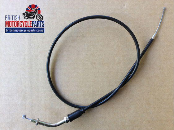 06-6341 Commando MK3 Throttle Cable T/Grip to J/Box - US Bars - Auckland NZ