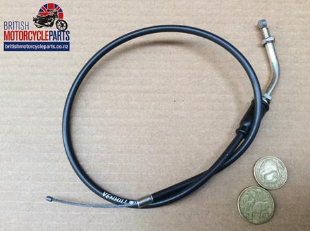 06-6714 Throttle Cable T/Grip to J/Box - Commando MK3 - UK Bars