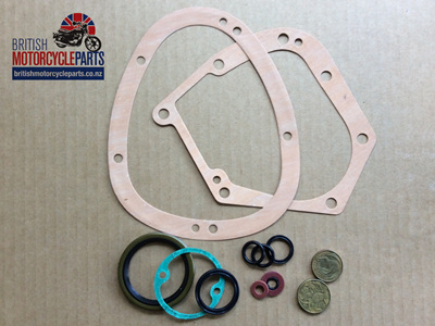 06-7243 Gearbox Gasket & Seal Set - Norton AMC 1962on - Not MK3