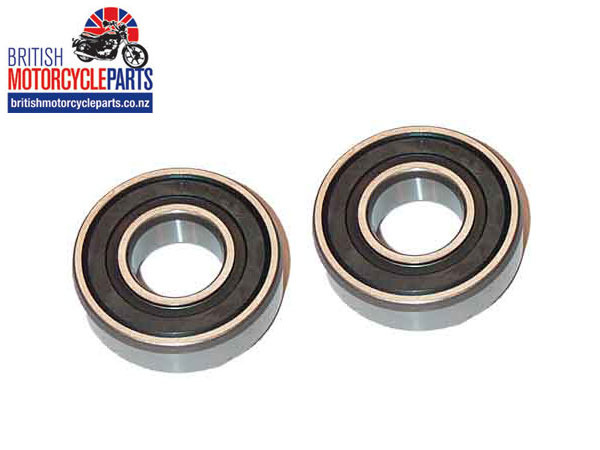 06-7604 Steering Head Bearing - Non Adjustable Sealed Type - Commando